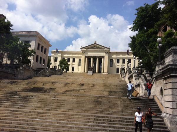 Universidade de Havana.